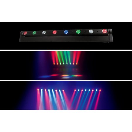 Image of American DJ Color Sweeper Beam 8 8W RGBW