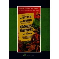 Frontier Fugitives (DVD)