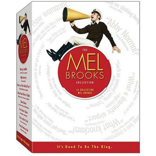 The Mel Brooks Box Collection (Widescreen)