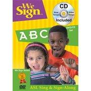 ABC DVD / CD Set