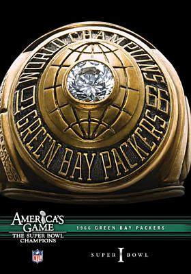 NFL America's Game: Green Bay Packers Super Bowl I (DVD) by Willette Acquisition Corp.