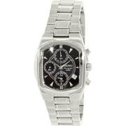 Seiko Men's SNA539 Silver Stainless-Steel Quartz Watch