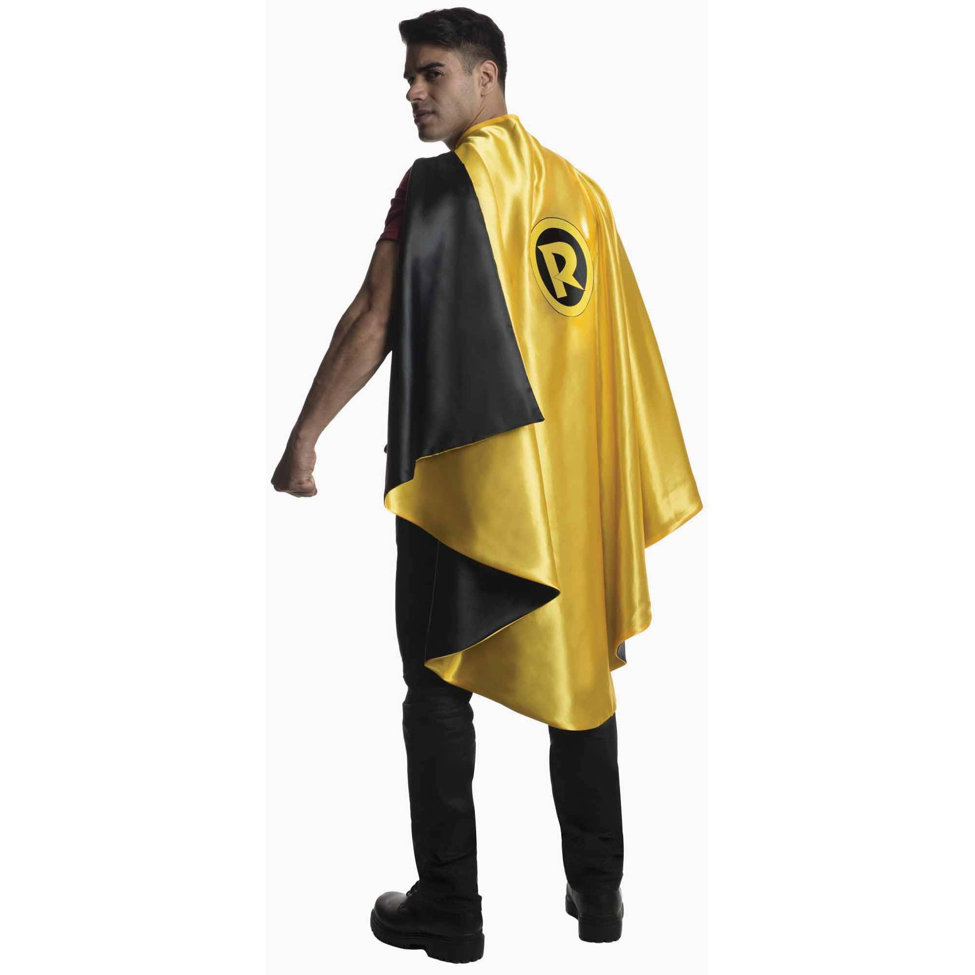 Robin Deluxe Cape Adult Halloween Accessory