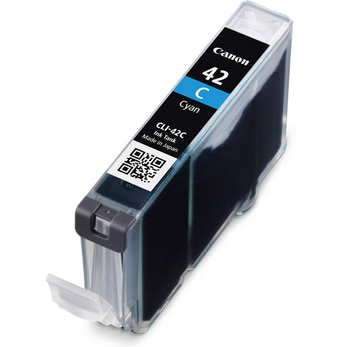 Canon CLI-42 Cyan Ink Tank, Compatible with PIXMA PRO-100