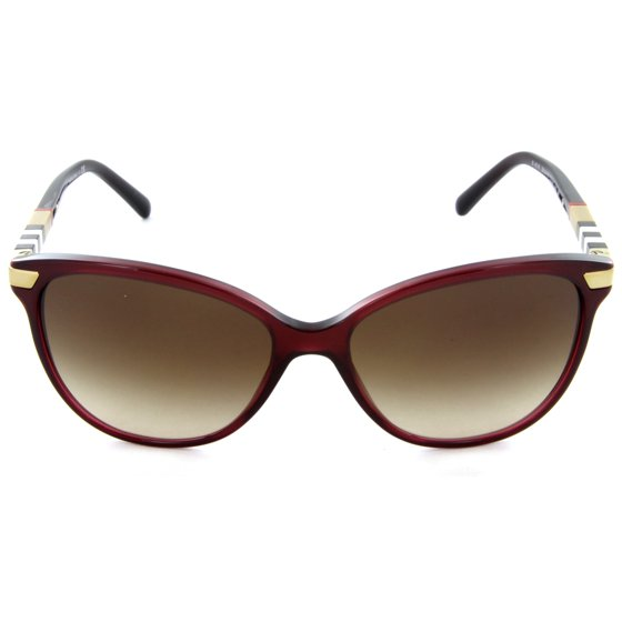 19750964275 Burberry - Burberry Women s Gradient BE4216-301413-57 Red Butterfly ...