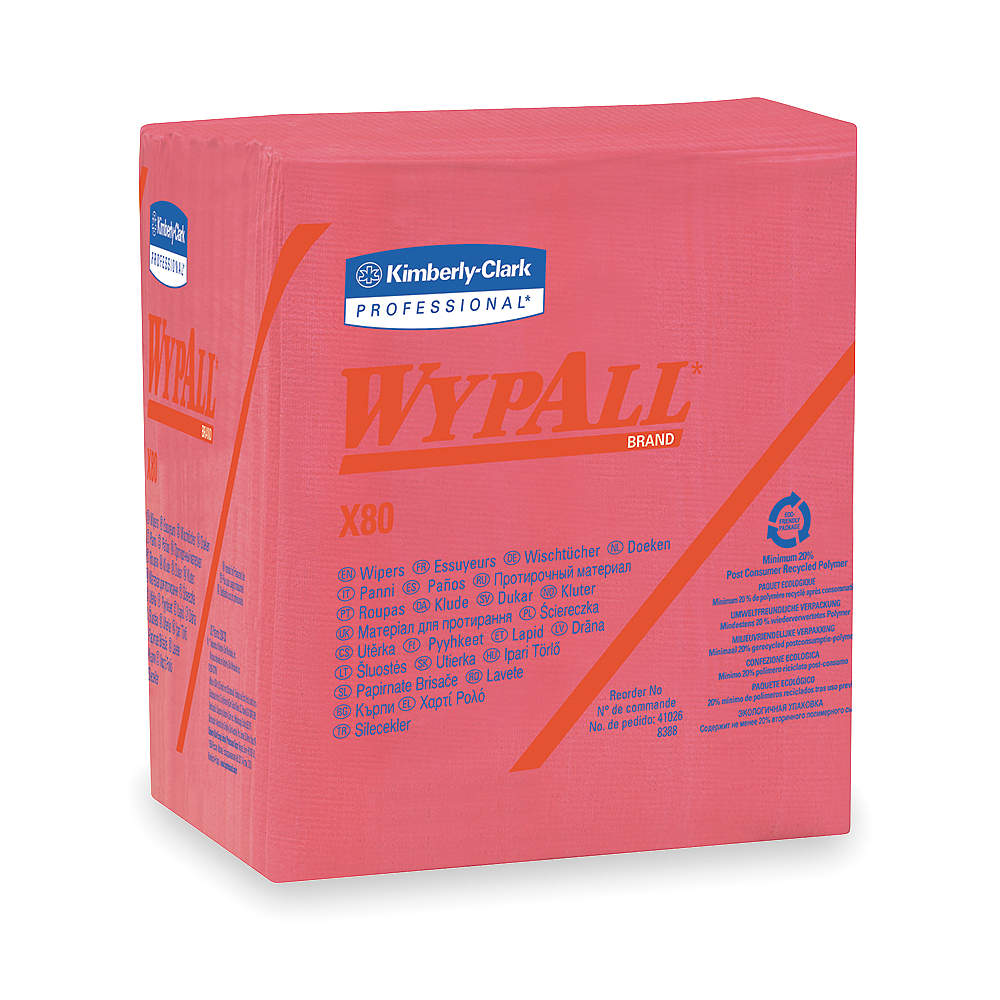 WYPALL Disposable Wipes 41029