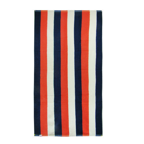 Textiles Plus Inc. Stripe Beach Towel