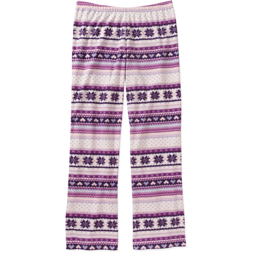 DF by Dearfoams Women's Plush Fleece Sleep Pant Size S-3XL