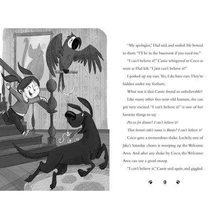 A Furry Fiasco (Book #1 of Animal Inn) By Paul DuBois Jacobs and Jennifer Swender - image 1 of 4