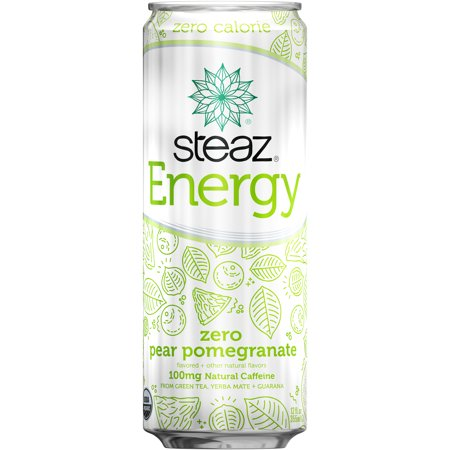 Zero Calorie Energy Drink, Pear Pomegranate