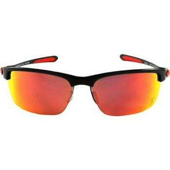 Oakley Men's Carbon Blade Rectangular Eyeglasse