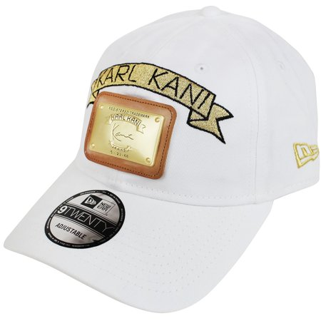 Karl Kani - Karl Kani New Era Gold Plate Dad Hat Embroidered ... 234b0efeb2c