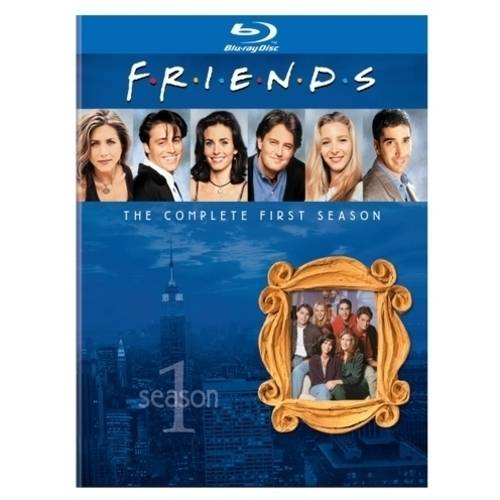 Friends: The Complete First Season (Blu-ray + Digital HD With UltraViolet) (Widescreen)