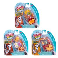 Totally Tiny Fun with Food Sets - 3 Pack Bundle