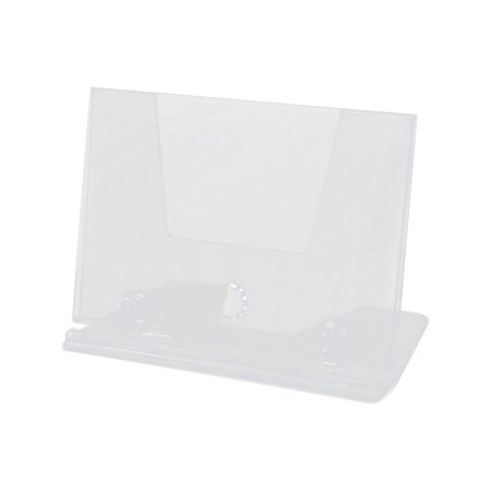 Office Business Plastic Collection Name Card Holder Display Stand Case (Business Case Collection)