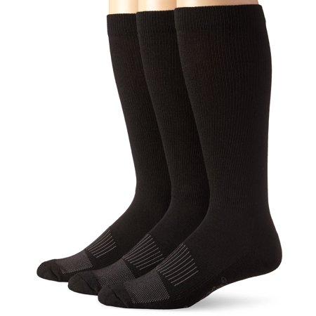 Wrangler Men's 3 Pack Large Western Boot Socks Western Boot Socks