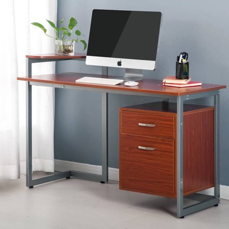 Merax Stylish Computer Desk Home And Office Desk Table