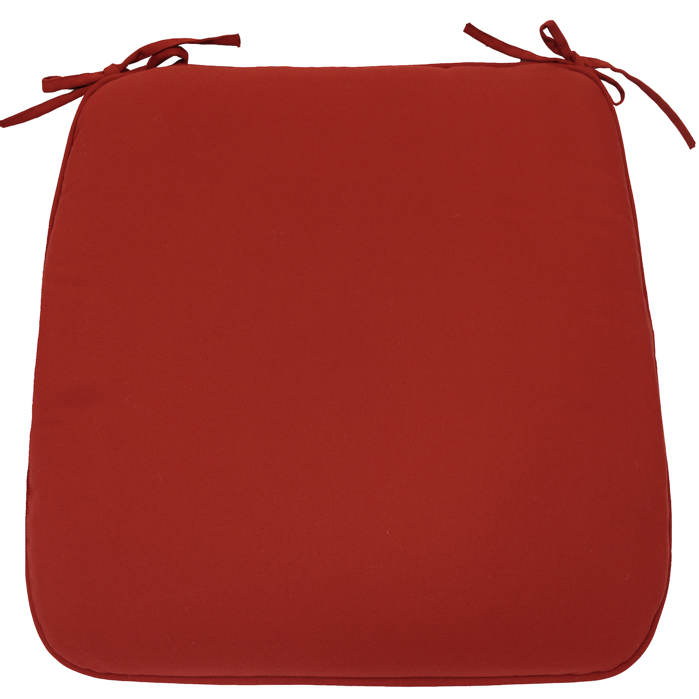 Better Homes and Gardens Red Universal Seat Pad - Set of 2 19 inch x 18 inch x 3 inch