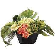 Tori Home Anthurium/Rose/Hydrangea in Pot