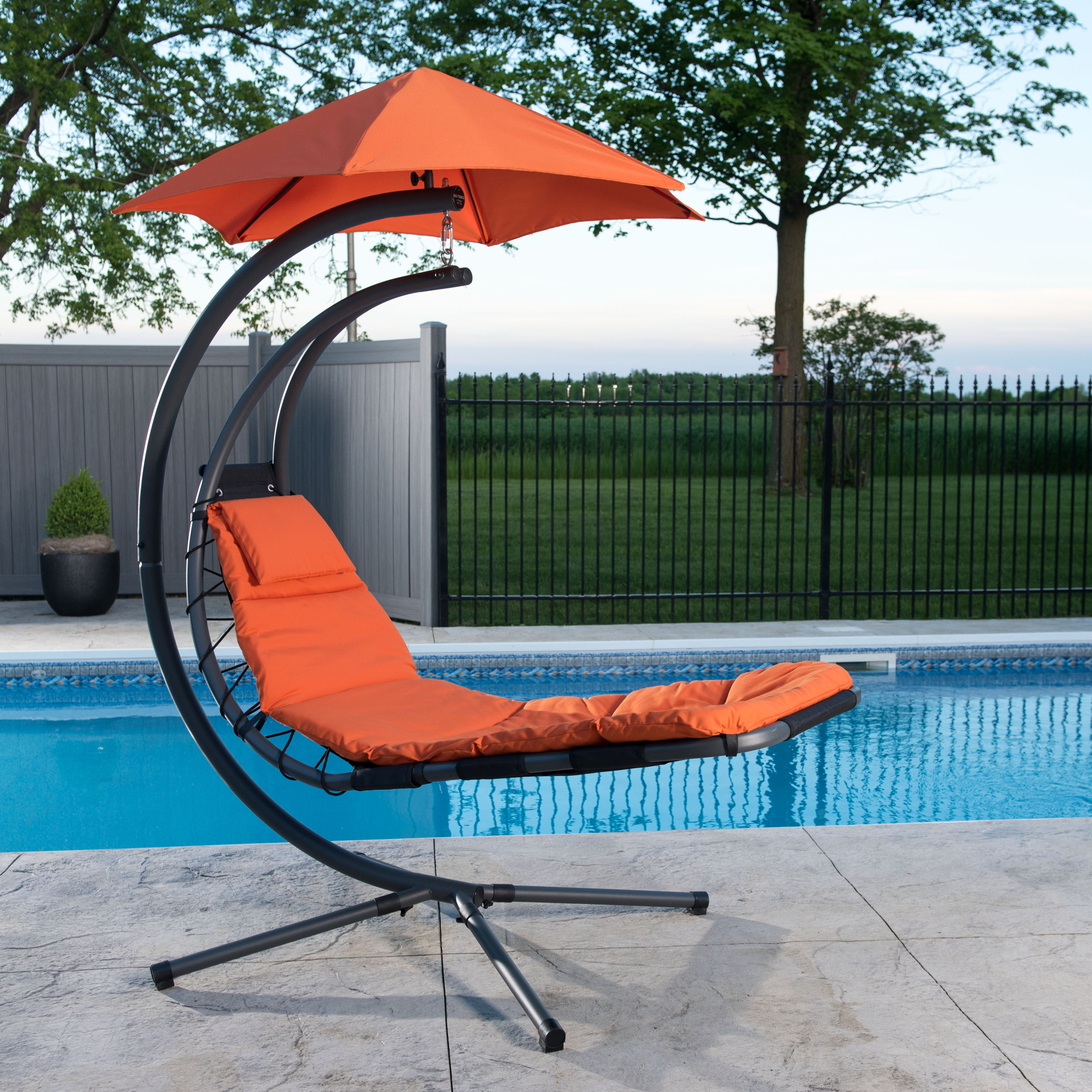 The Original Dream Chair, Orange Zest