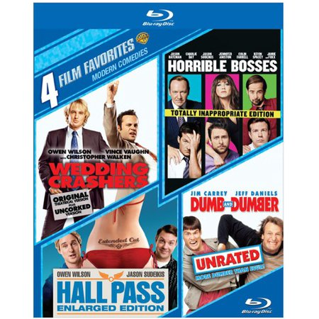 4 Film Favorites: Modern Comedies (Blu-ray)](Halloween Comedy Special)
