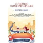 Comédies contemporaines - Coffret numérique - eBook