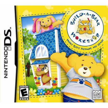 Build A Bear Workshop   Nintendo Ds