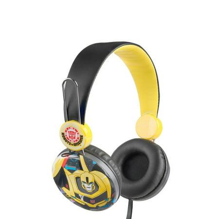 Transformers Kids Over The Ear Headphones