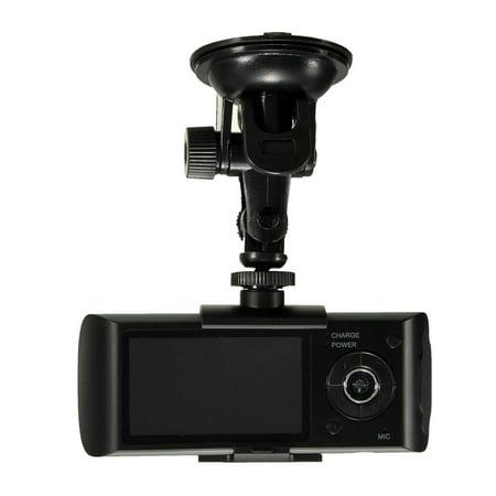 1080P Dual Lens Dash Cam WiFi Car DVR Camera Recorder G-Sensor GPS Night Vision - image 11 of 12