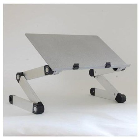 Review Uncaged Ergonomics WEP-SILVER Workez Professional Silver Stnd Uncaged Ergonomic Laptop Stand Before Too Late