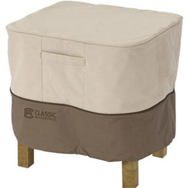 Classic Accessories Veranda Water-Resistant 26 Inch Square Patio