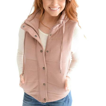 Sleeveless Autumn Winter Cotton Padded Casual Vest Coat ()
