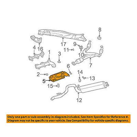 Exhaust Manifold Diagram - Wiring Diagrams
