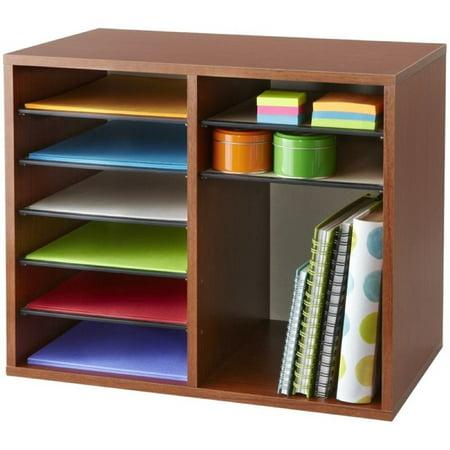 Scranton & Co 12 Compartment Desk Organizer