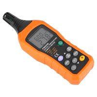 Ccdes PM6508 High Precision Handheld LCD Digital Temperature Humidity Meter Thermometer Hygrometer, LCD Temperature Humidity Meter, Digital Hygrometer