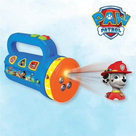 Paw Patrol Projector with 2 Game Modes - Fun Gift Ideas for (Fun Games To Play Inside The House)