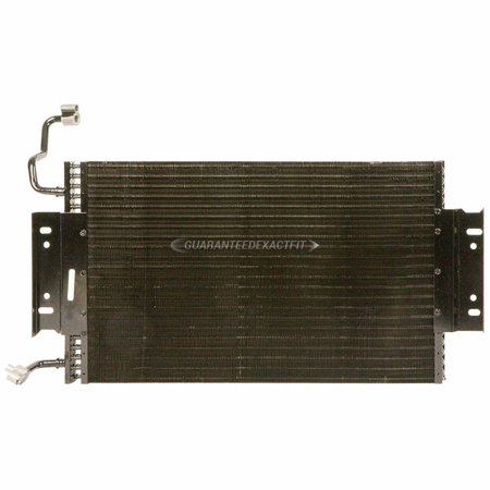 A/C AC Air Conditioning Condenser For Chevy Malibu Classic Olds Alero ()