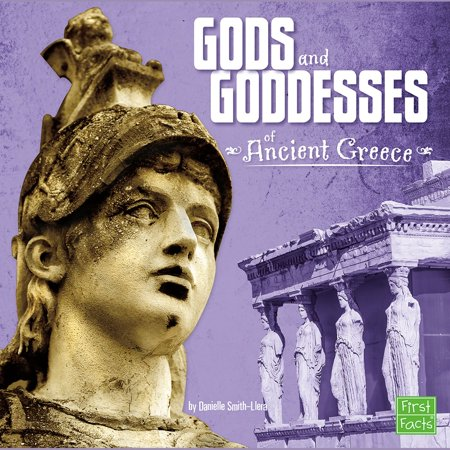 Gods and Goddesses of Ancient Greece - Audiobook (Ancient Greece Gods And Goddesses For Kids)