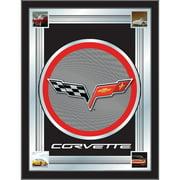 Holland Bar Stool Company Corvette Logo Mirror
