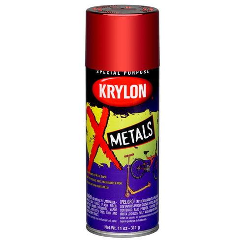 Krylon  X Metal Red