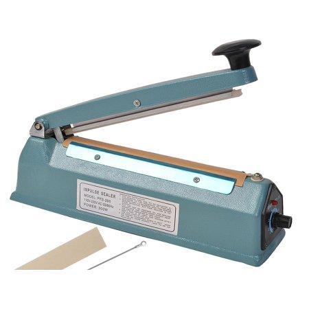 """8"""" Heat Sealing Impulse Sealer Machine - Cellophane Bag sealer"""