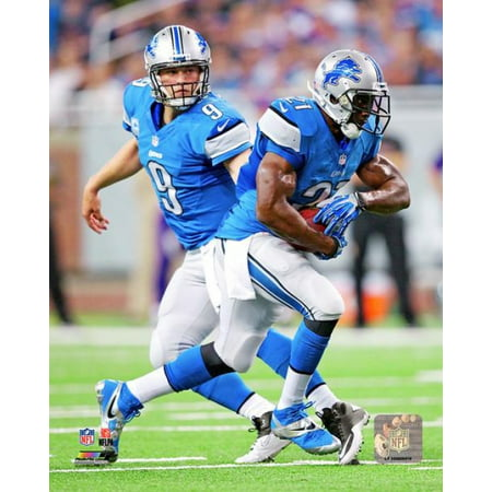 Reggie Bush Halloween (Matt Stafford & Reggie Bush 2013 Action Photo)