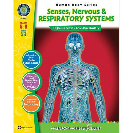 Nervous Senses & Respiratory - image 1 de 1