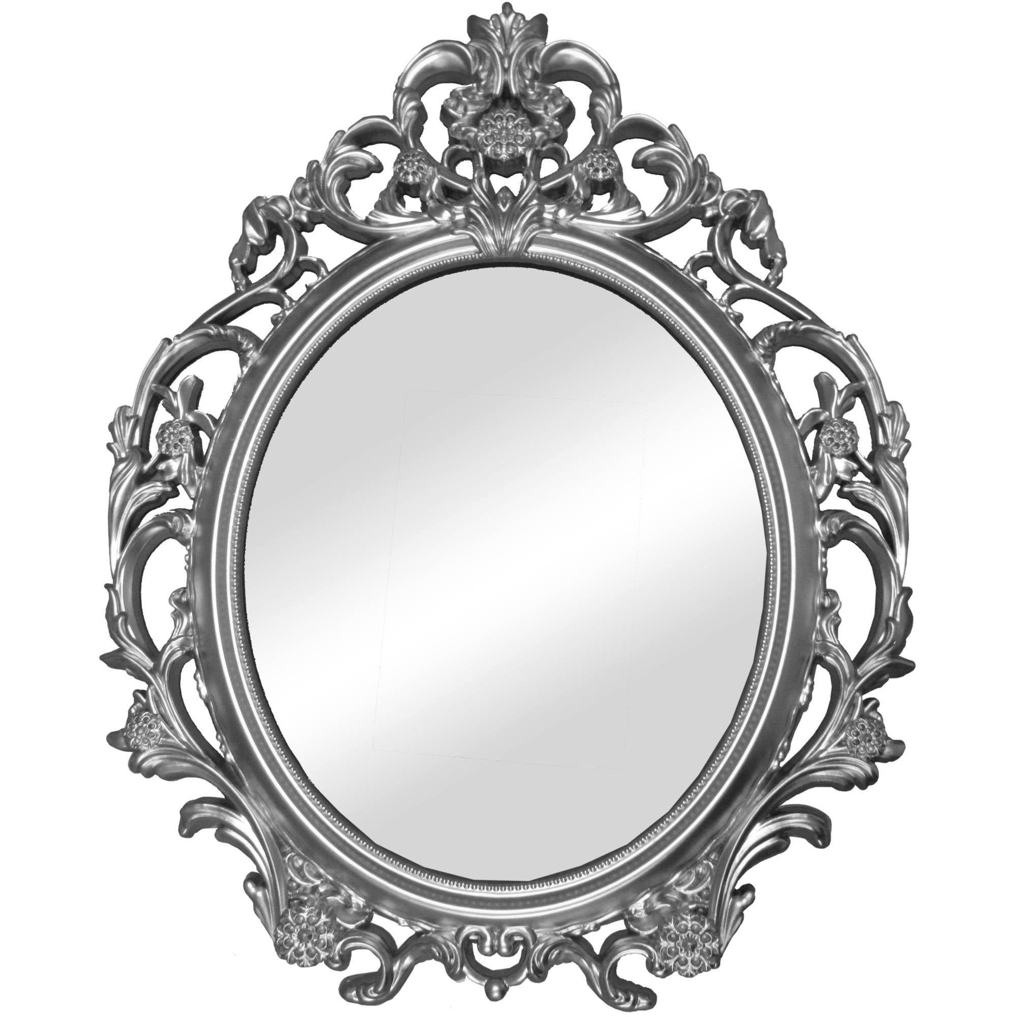 The Coveteur Antique Mirror Walls: Better Homes & Gardens Ornate Baroque Wall Mirror