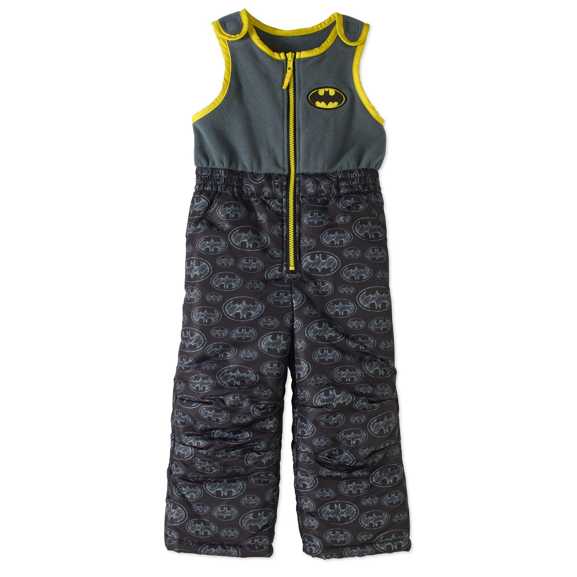 Batman Toddler Boy Ski Bib Snowpants