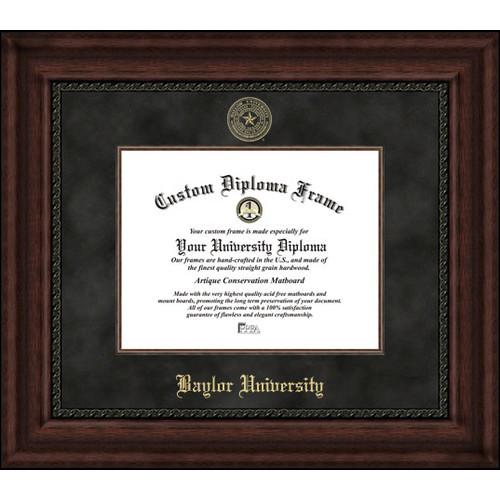 """Baylor University 11"""" x 14"""" Executive Diploma Frame"""