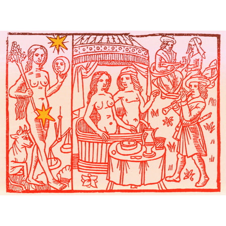 Venus Roman Goddess of Love Rolled Canvas Art - Science Source (24 x 18)](Roman Goddess Of Love)