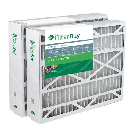 17.5x27x5 Trane Perfect Fit BAYFTFR17M Aftermarket Furnace Filter / Air Filter - AFB Platinum (Merv 13). (2 Pack)