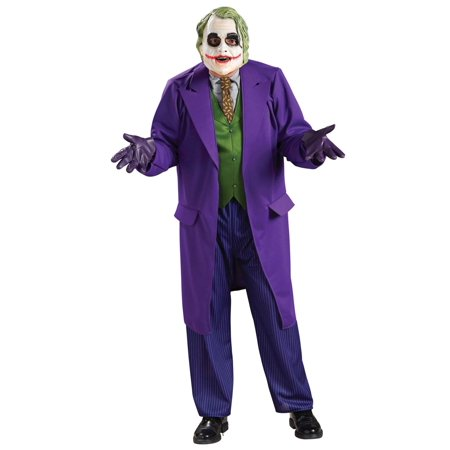 Adult Joker Costume - Silly Kid Jokes Halloween