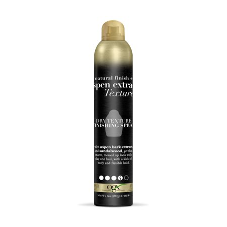 OGX Flexible Aspen Extract Texture Dry Texturizing Spray, 8 (Best Texturizing Spray For Thin Hair)
